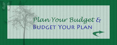 Live Rich Easy Budget Planner