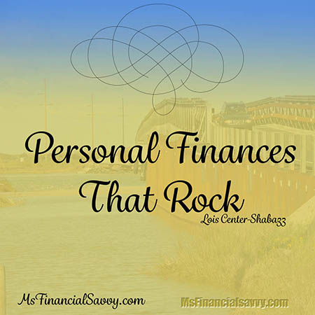personal finances that rock
