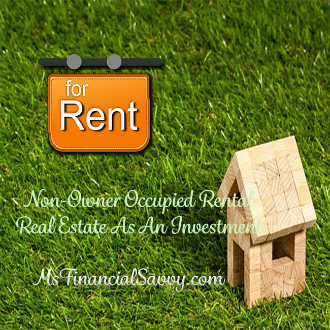 rental real estate as investment