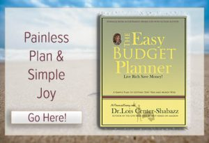 The easy budget planner