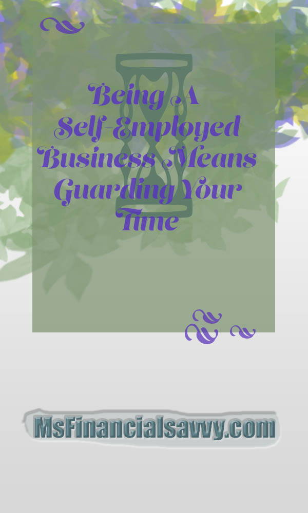 Self-employed business
