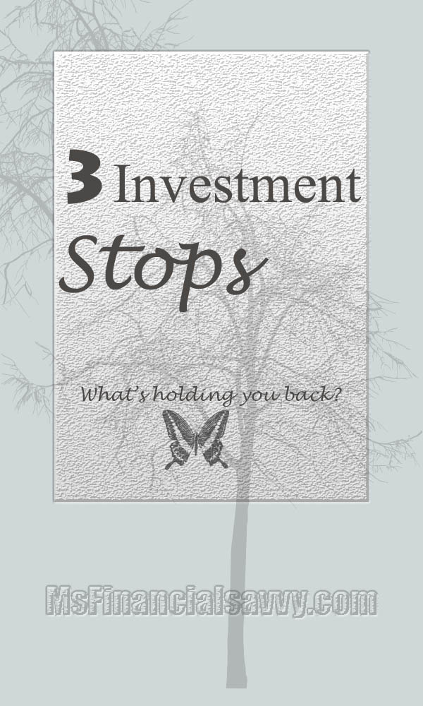 3 Investment Stops to Start Investing Money