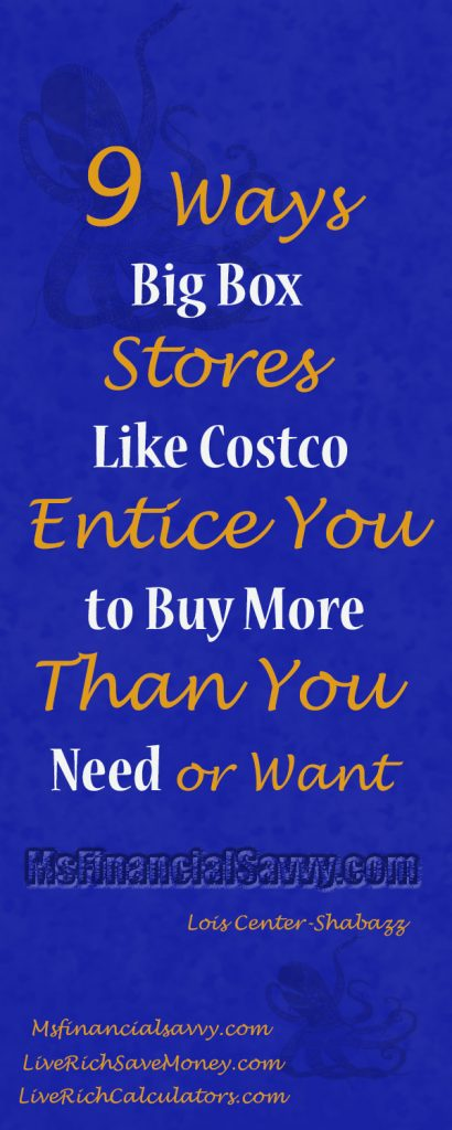 9 Ways Big Box Stores Like Costco Entice You to Buy More