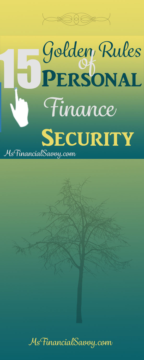 personal finance security 2