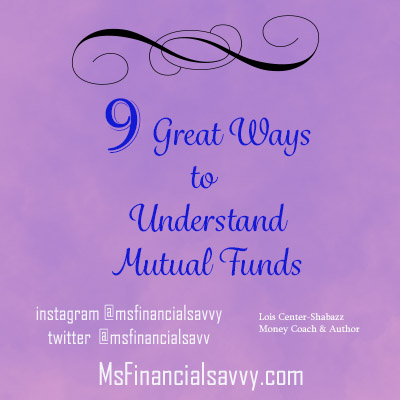 understand mutual funds at msfinancialsavvy.com
