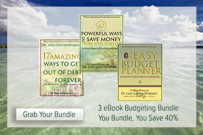Three ebook Budgeting Bundle at MsFinancialSavvy