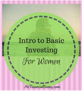 Introduction to investing for women