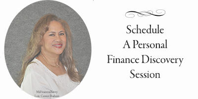 schedule a personal finance discovery session with lois, elite coaching program screening