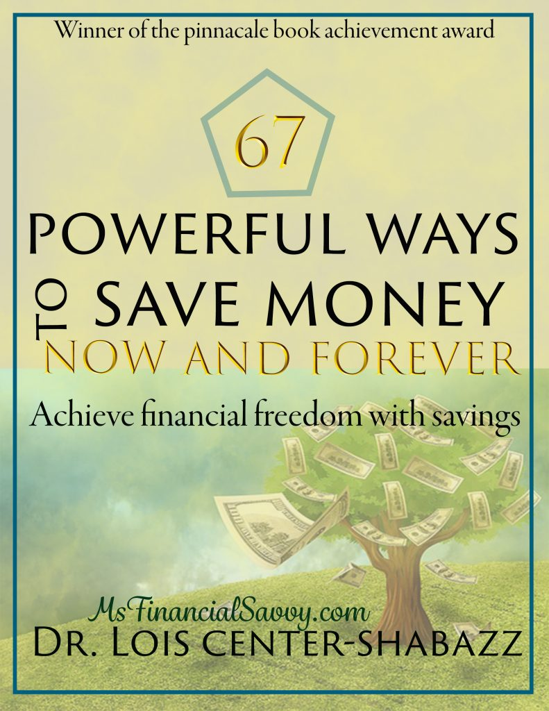 Free 67 Ways to Save eBook Excerpt