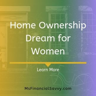 Home ownership dream for women