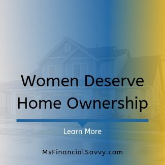 women deserve home ownership