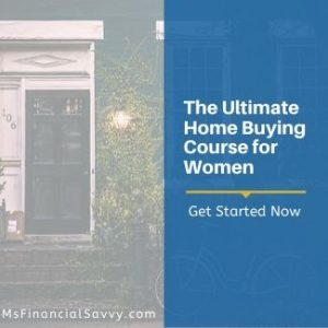 The ultimate home buying course for women