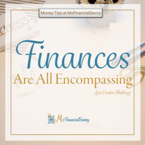 20 smart money moves, finances are all emcompassing