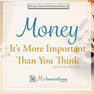 Money is more important than you think, understand home buying the right way